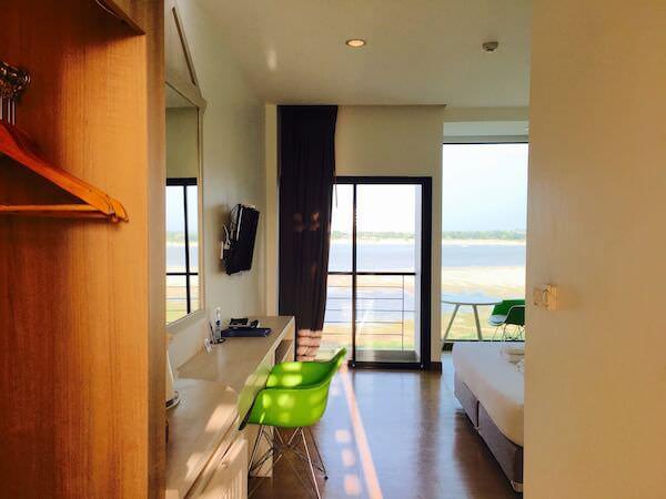 ザ リバー ホテル (The River Hotel)の客室1