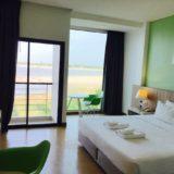 ザ リバー ホテル (The River Hotel)の客室2