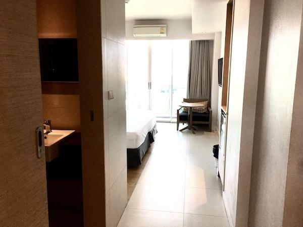 ザ サン エクスクルーシブ ホテル (The Sun Xclusive Hotel)の客室2