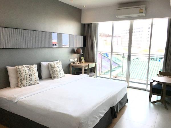 ザ サン エクスクルーシブ ホテル (The Sun Xclusive Hotel)の客室1