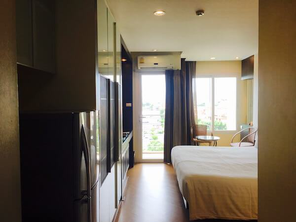 ザ サンレノ サービスド アパートメント (The Sunreno Serviced Apartment)の客室1