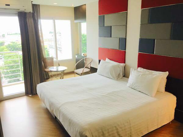 ザ サンレノ サービスド アパートメント (The Sunreno Serviced Apartment)の客室2