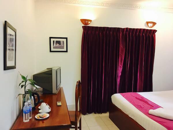 ザ ビラ シェムリープ(The Villa Siem Reap)の客室1
