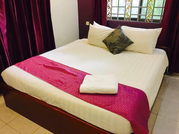 ザ ビラ シェムリープ(The Villa Siem Reap)の客室2