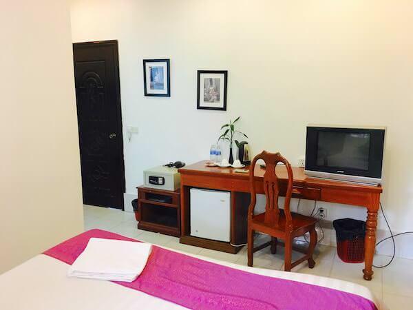 ザ ビラ シェムリープ(The Villa Siem Reap)の客室