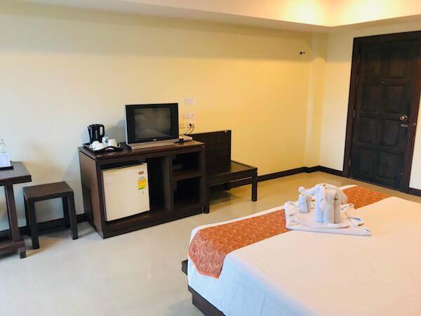 トン タ リゾート スワンナプーム (Thong Ta Resort Suvarnabhumi)の客室2