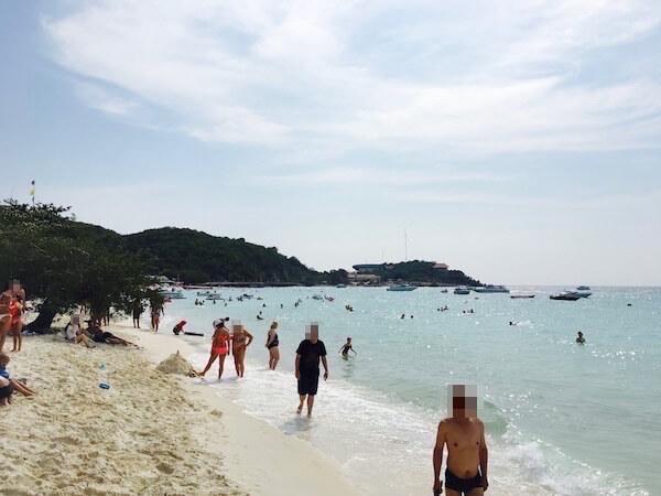 ティエンビーチ
