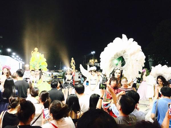 ティファニーズショーでの記念撮影2