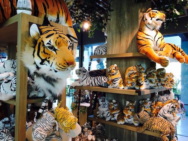 タイガーパークパタヤのお土産