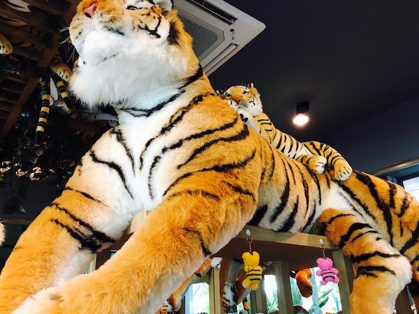 タイガーパークパタヤのお土産2