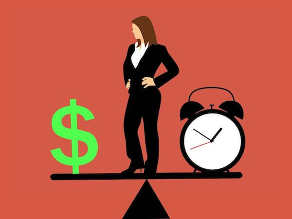 時間とお金