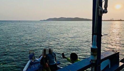 サメット島への行き方。フェリーの時刻やホテルの送迎ボートについても詳しく解説。