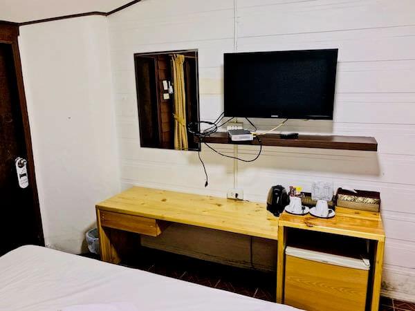 トンサックリゾート(Tonsak Resort)の客室2