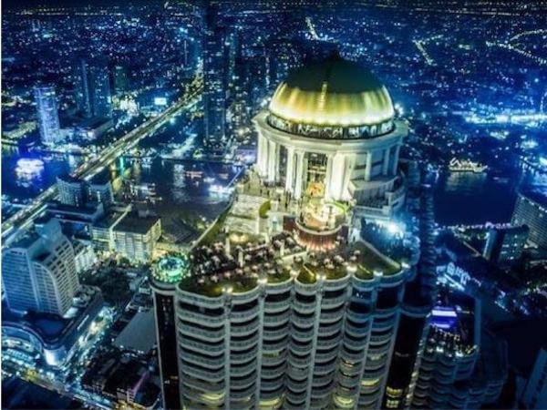 ルブアアットステートタワーの航空写真