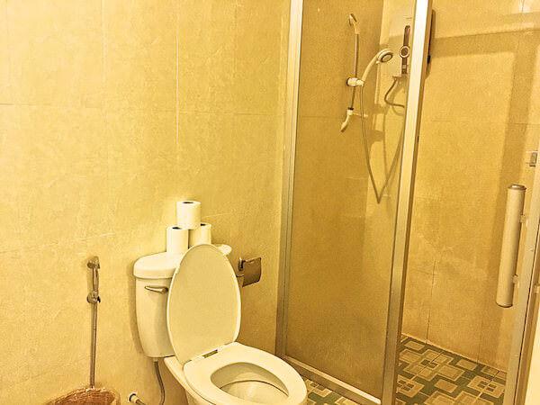 ビバ ホテル (Viva Hotel (Be VIP))のシャワールーム