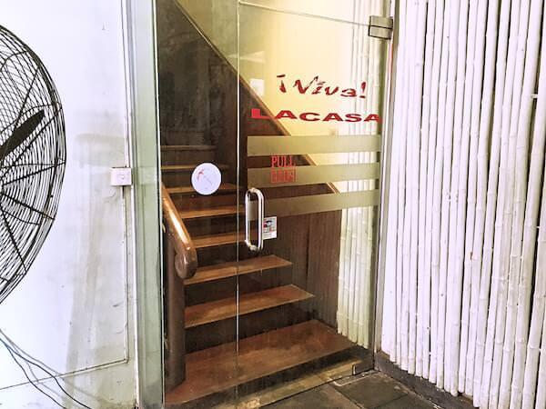 ビバ ホテル (Viva Hotel (Be VIP))の階段