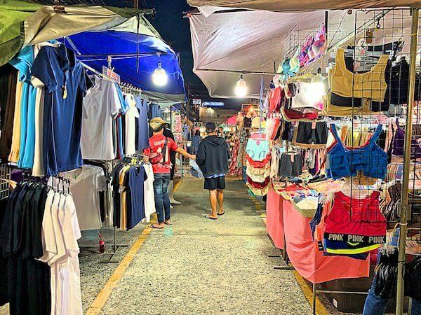 ワンムック市場(Wang Mook Market)2