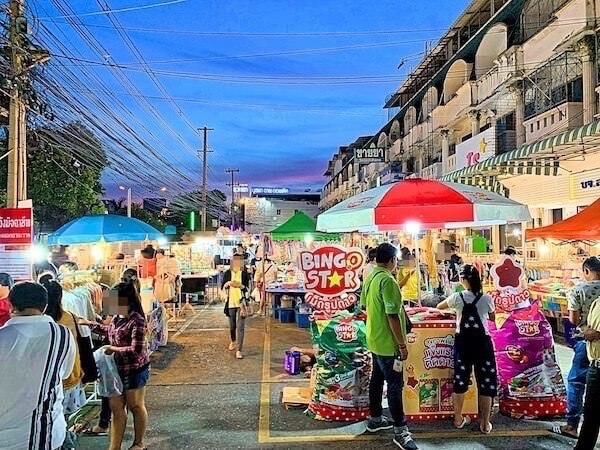ワンムック市場(Wang Mook Market)1