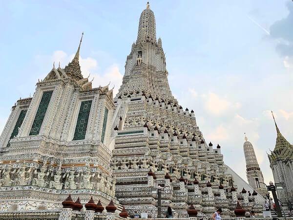 ワットアルンの大仏塔
