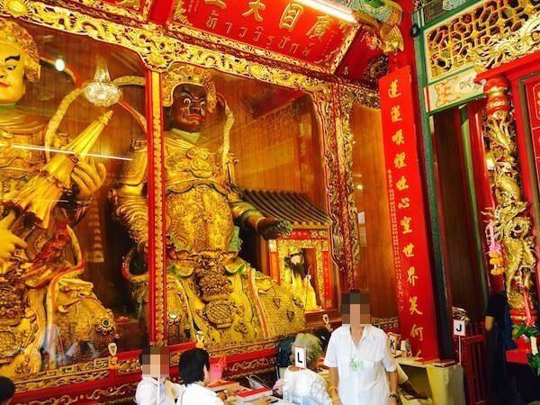 四天王の仏像