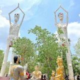 バンコク近郊で一番有名な地獄寺。スパンブリーにあるワットパイロンウアで阿鼻叫喚の地獄を体感【行き方も解説】