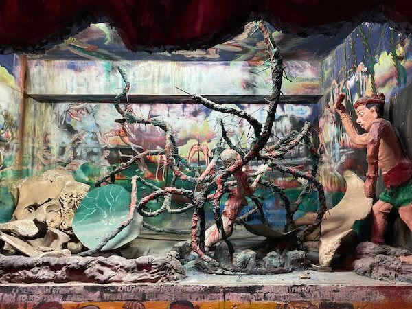 ワットプートウドムの棘の木地獄