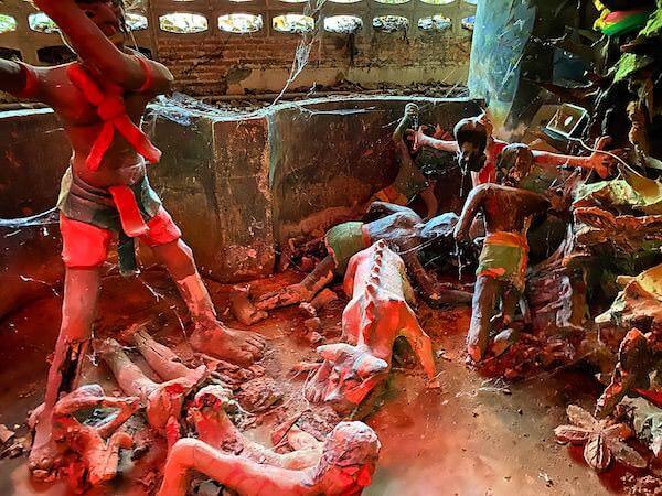 ワットプートウドムの邪見地獄