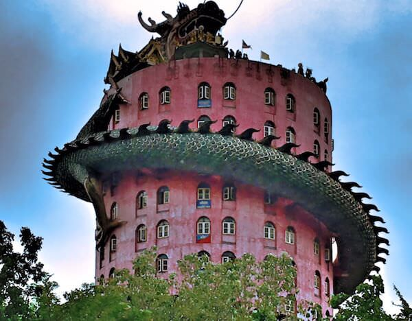 ワットサムプランのドラゴンタワー1