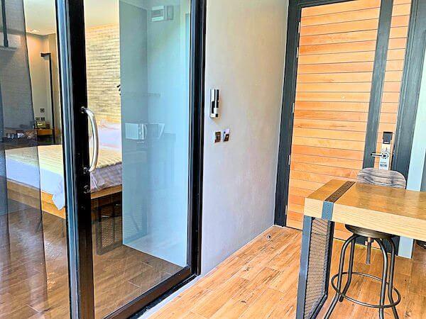 ウィーラー ベッド アンド バイク ホテル(Wheeler Bed and Bike Hotel)の客室キッチン2