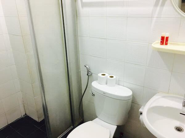 ヤドヤ(Yadoya @ thonglor)のシャワールーム