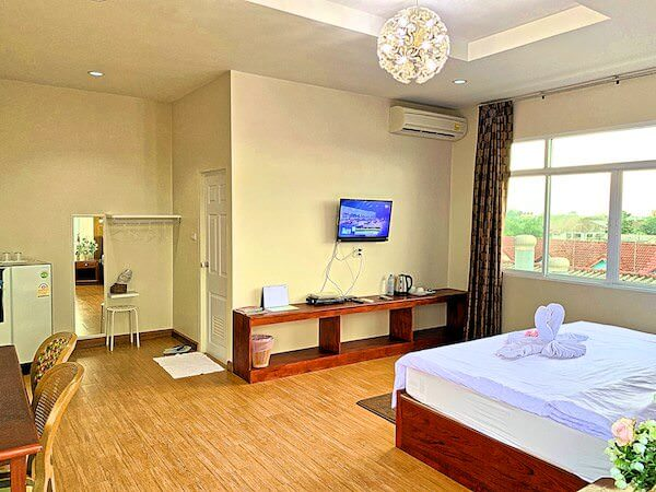 イェンジット リゾート(Yenjit Resort)の客室
