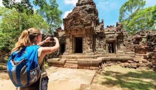 カンボジア旅行の持ち物。必需品と現地で大活躍する便利グッズ。