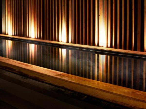 湯の森温泉の天然温泉
